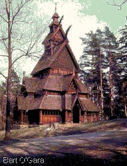 Gereja Norwegia