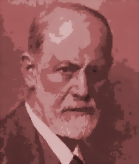 Sigmund Freud, pengagas psikoanalisa, yang teorinya masih berpengaruh luas sampai sekarang.