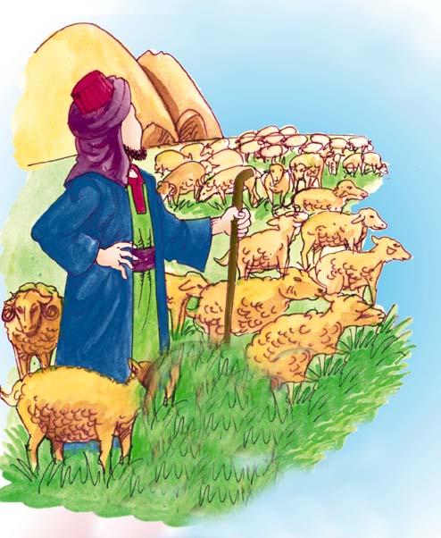Manusia butuh rasul seperti kambing membutuhkan penggembala (?).