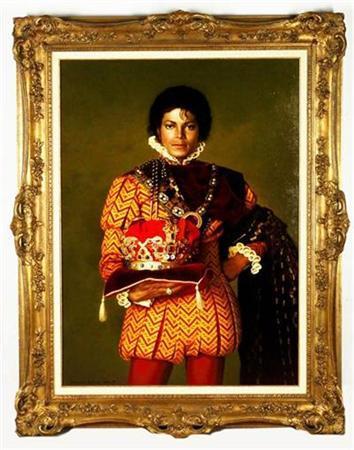 Michael Jackson. Foto tanpa tgl dr Jackson's Estate.