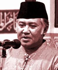 Dien Syamsuddin, mengadakan simposium karena wapres?