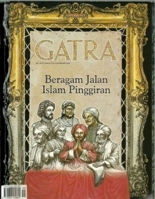 Majalah GATRA, yang memuat artikel ini.