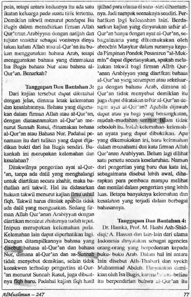 AlMuslimun - Isa Bugis4