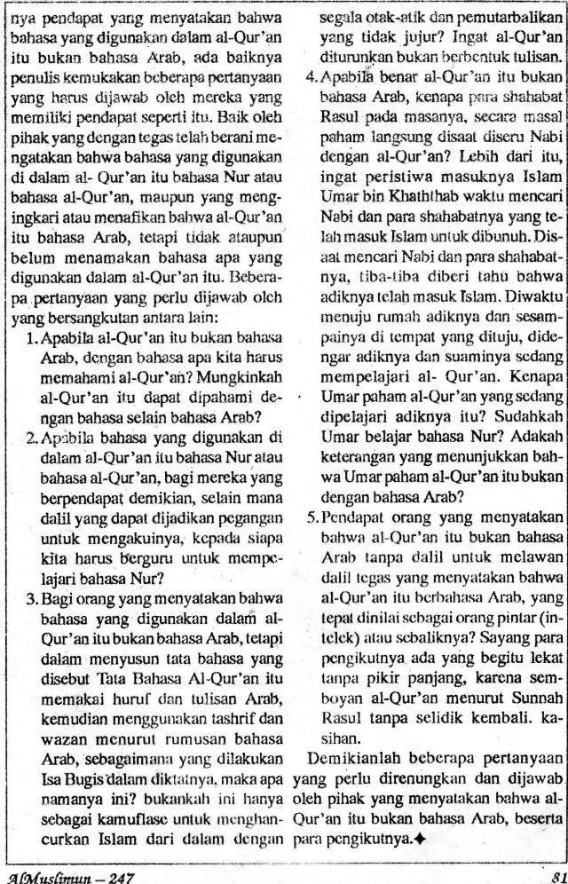 AlMuslimun - Isa Bugis8
