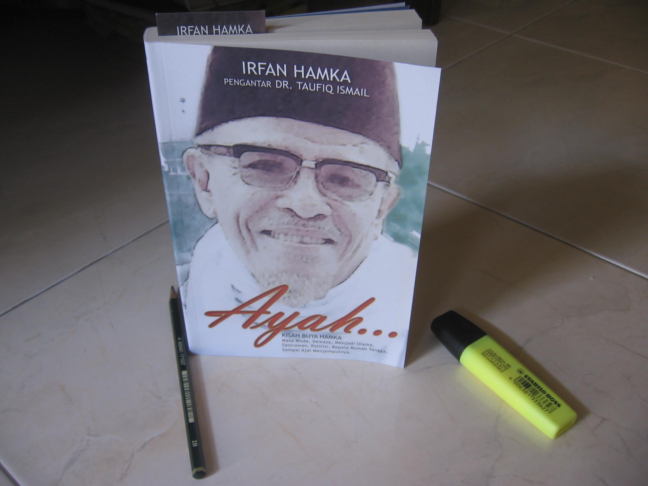 Ebook Biografi Buya Hamka