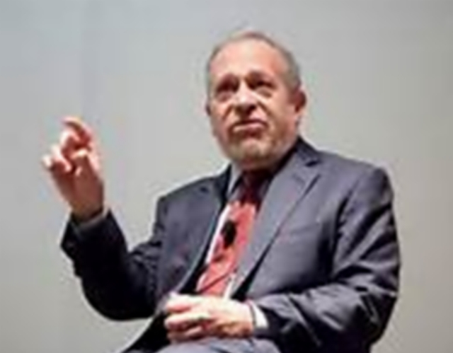 Robert Reich - Chancelor Univ of California Berkeley