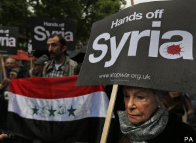 Suriah - demo