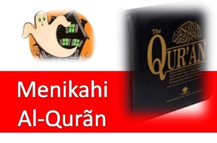 Menikahi AlQuran