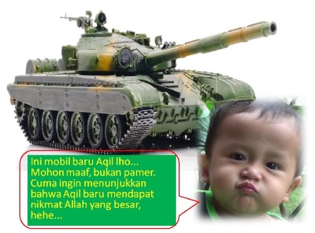 Tank baja